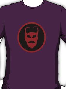 Devil Symbol Logo T-Shirt