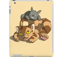 Totoro - Catbus iPad Case/Skin