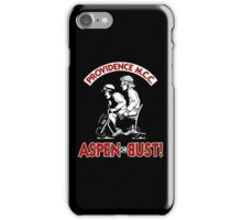 Aspen or Bust! iPhone Case/Skin