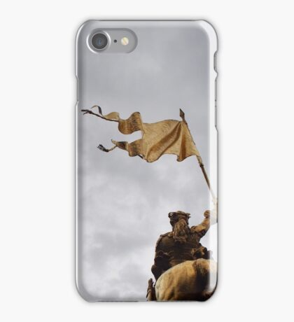 Joan of Arc, New Orleans iPhone Case/Skin