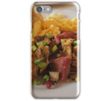 Southern Corned Beef Hash iPhone Case/Skin
