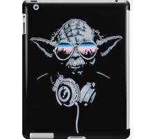 DJ Yoda iPad Case/Skin