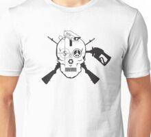 Doom Skull, Beware! Unisex T-Shirt