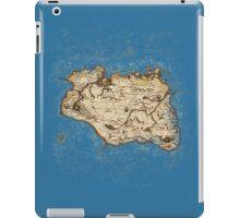 The whole world.. of Skyrim iPad Case/Skin