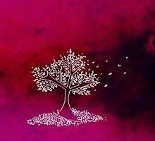 Wind on a Pink Day by gizemakdogan