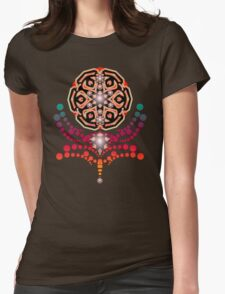 DALADANCER Womens Fitted T-Shirt