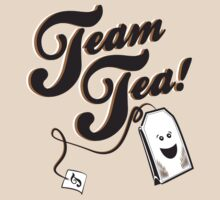Team Tea! by sophiedoodle