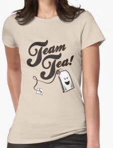 Team Tea! Womens Fitted T-Shirt