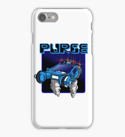 Purge iPhone Case/Skin