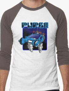 Purge Men's Baseball ¾ T-Shirt