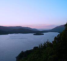 Lake Derwent by Adam Jones