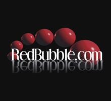 Red Bubble Logo by Tom Causley