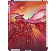 On the Angel's Wing iPad Case/Skin