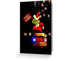 Happy Grinchmas Greeting Card
