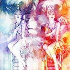 ZIEGFELD GLAMOUR by Tammera