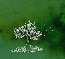 Wind on a Green Day by gizemakdogan