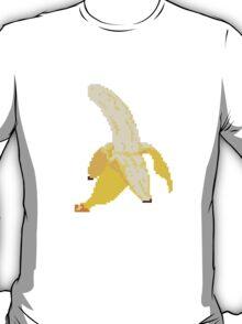 Banana Pixel Art T-Shirt
