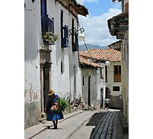 Perù 100% Photographic Print