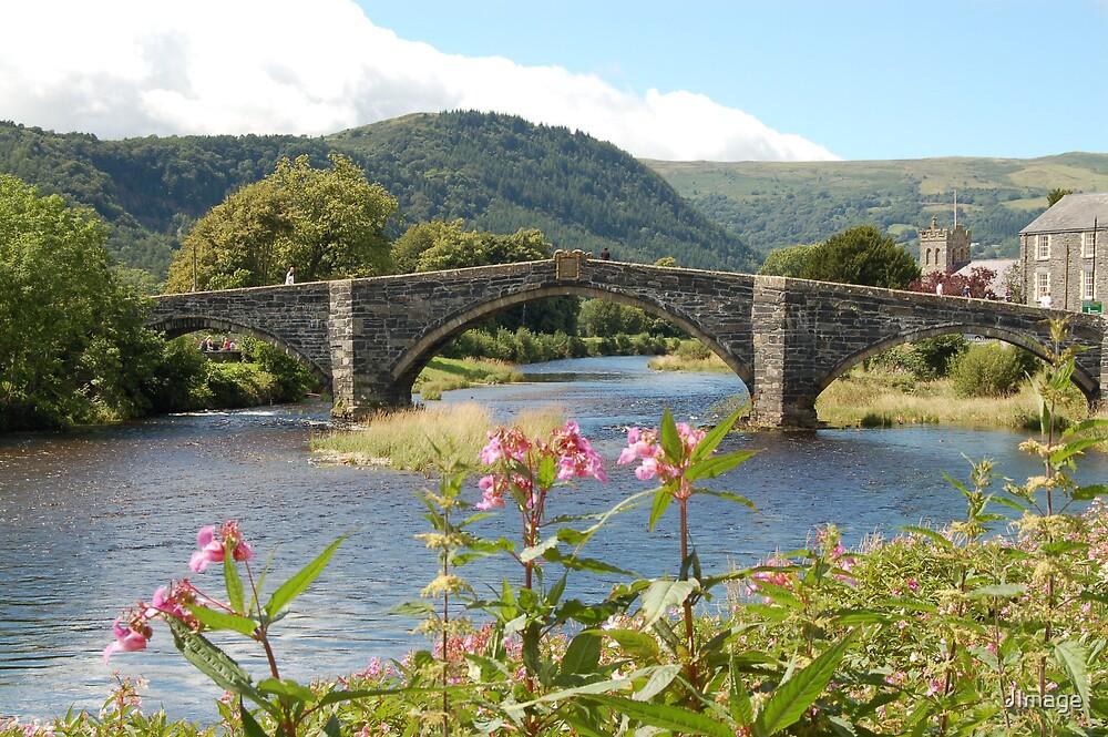 Llanwrst Bridge 4 by JImage