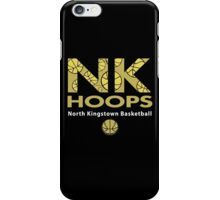 NK Hoops iPhone Case/Skin
