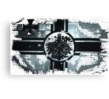Reichskriegsflagge(Imperial War Flag) Canvas Print