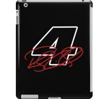 Ricky Carmichael 4 iPad Case/Skin