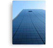 Window Cleaner Canvas Print