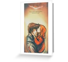 I'll Soon Be a Story in Your Head - Doctor Who Greeting Card