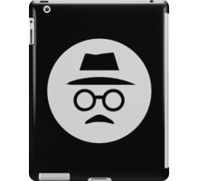 Fernando Pessoa iPad Case/Skin