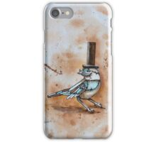 Of Tall Personage iPhone Case/Skin
