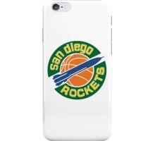 San Diego Rockets iPhone Case/Skin