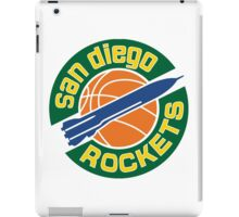 San Diego Rockets iPad Case/Skin
