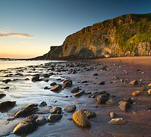 Saltwick Bay by Marc Bedingfield
