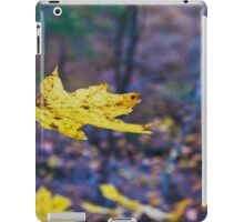 The Autumn Maple Leaf  iPad Case/Skin