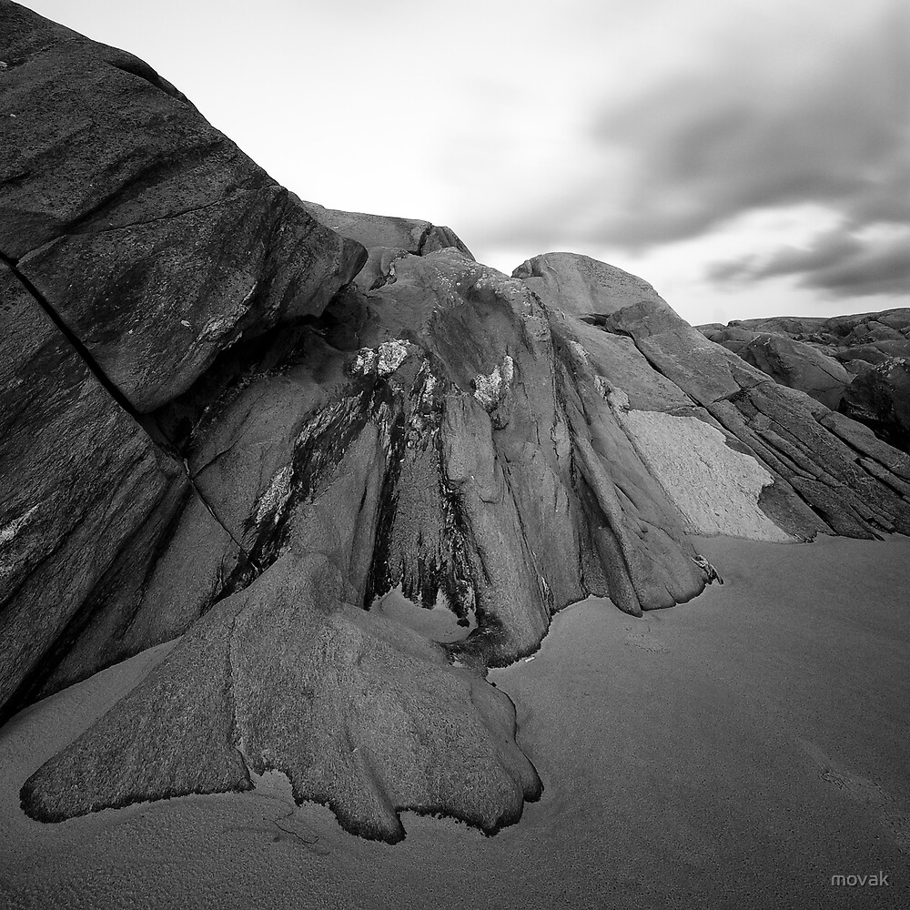 Outcrop by movak