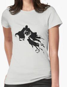 Patronus Charm Womens Fitted T-Shirt