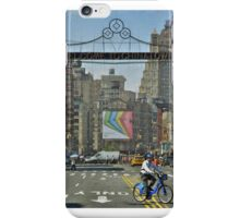 Welcome to Chinatown iPhone Case/Skin