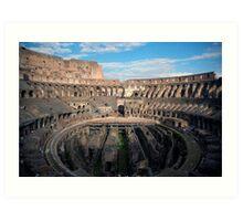 Roma , Italia Art Print