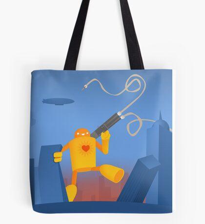 Love and Destruction Tote Bag