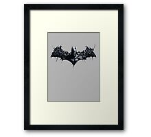Batman!! Framed Print