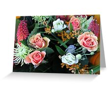 Floristry Greeting Card
