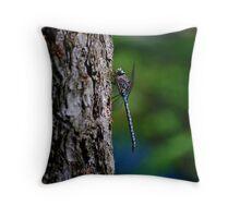 Dragon Tree Throw Pillow
