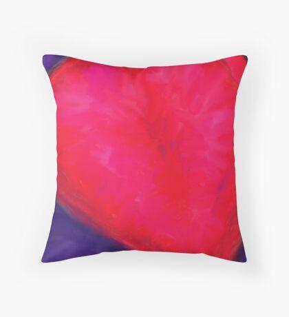 Valentine 11 Throw Pillow