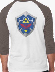Hylain Shield OoT Men's Baseball ¾ T-Shirt