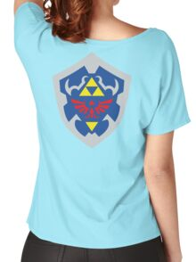 Hylain Shield OoT 2 Women's Relaxed Fit T-Shirt