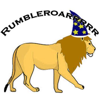 Rumbleroar Sticker