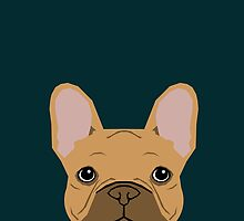 Willow - French Bulldog phone case art design for dog lovers and dog people by PetFriendly