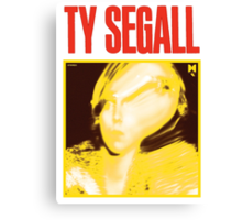 Ty Segall - Twins Canvas Print