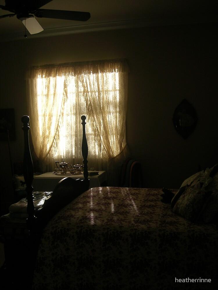 Sleep Shadows by heatherrinne