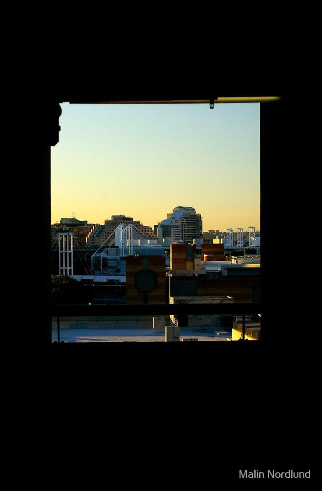 City Window by Malin Nordlund